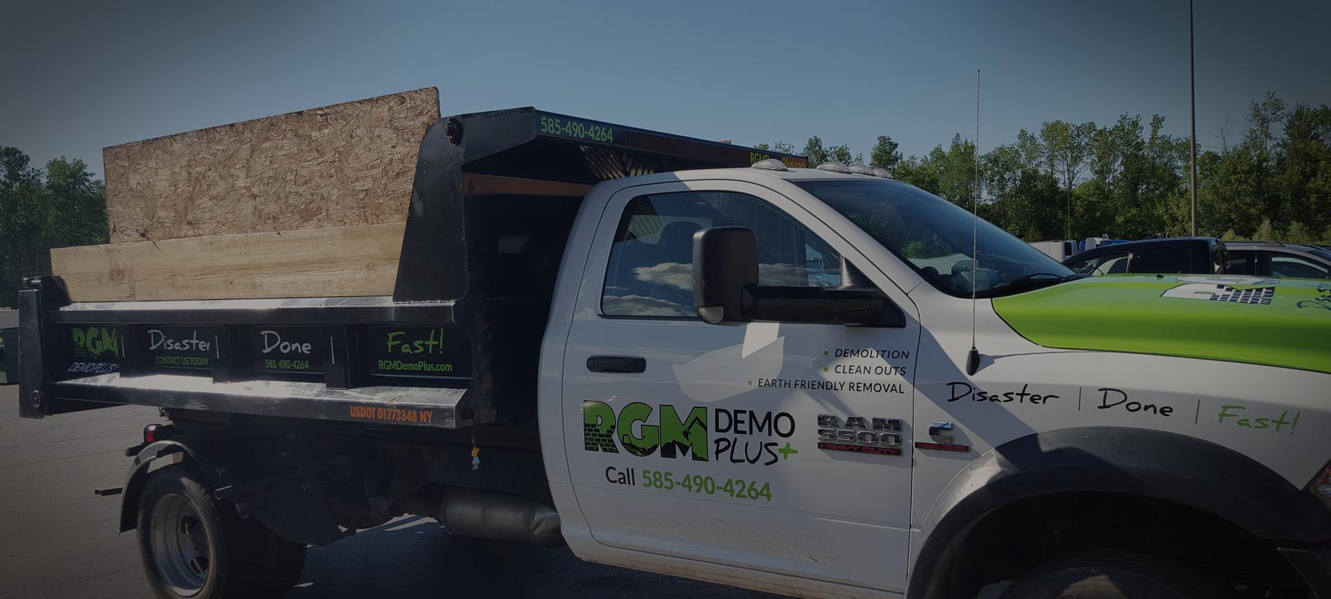 RGM Demo Truck